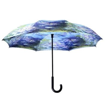 GALLERIA STICK UMBRELLA REVERSE CLOSE FAMOUS ARTISTS