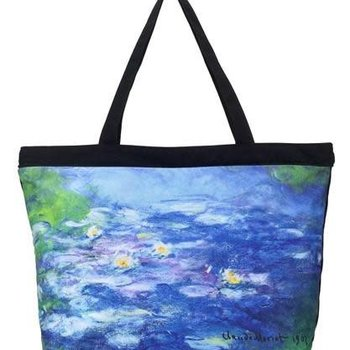 GALLERIA ZIPPERED TOTE BAG