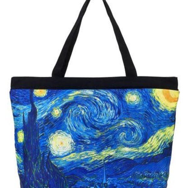 GALLERIA TOTE BAG FAMOUS ARTISTS