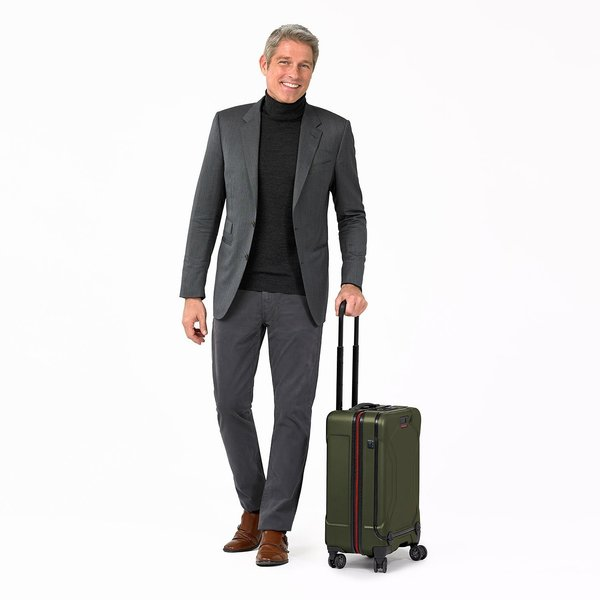 BRIGGS & RILEY TORQ 2.0 INTERNATIONAL CARRY-ON SPINNER (QU221SP -23) HUNTER