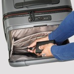 BRIGGS & RILEY TORQ 2.0 INTERNATIONAL CARRY-ON SPINNER (QU221SP -66) GRANITE