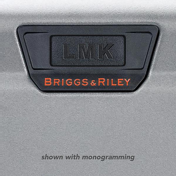 BRIGGS & RILEY TORQ 2.0 MEDIUM TRUNK SPINNER (QUT228SP -66) GRANITE