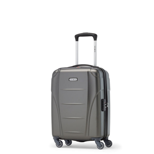 SAMSONITE WINFIELD NXT CARRY-ON SPINNER (131150 1174) CHARCOAL