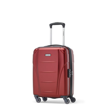 SAMSONITE WINFIELD NXT CARRY-ON SPINNER (131150 1267) DARK RED