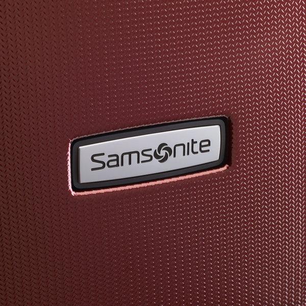 SAMSONITE WINFIELD NXT CARRY-ON SPINNER (131150 1267) DARK RED