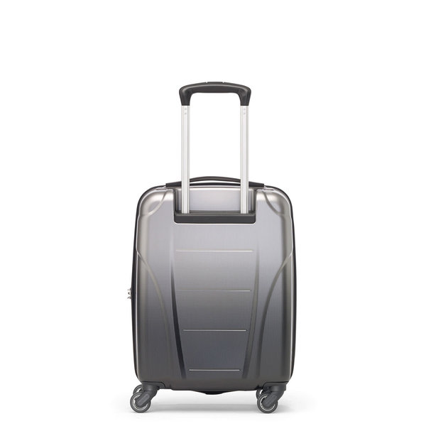 SAMSONITE WINFIELD NXT CARRY-ON SPINNER (131150 4909) SILVER/CHARCOAL