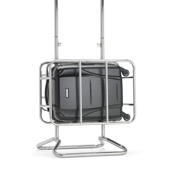 SAMSONITE WINFIELD NXT CARRY-ON SPINNER (131150 6342) BRUSHED BLACK
