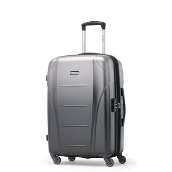 SAMSONITE WINFIELD NXT MEDIUM SPINNER (131151 4909) SILVER/CHARCOAL