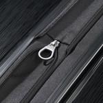 SAMSONITE WINFIELD NXT MEDIUM SPINNER (131151 6342) BRUSHED BLACK