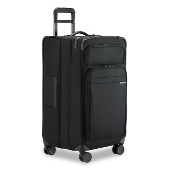 BRIGGS & RILEY BASELINE EXPANDABLE TRUNK SPINNER LARGE (UT128CXSP-4) BLACK