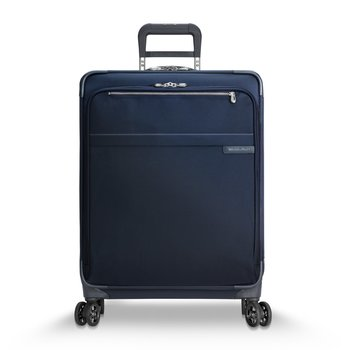 BRIGGS & RILEY BASELINE NAVY MEDIUM EXPANDABLE SPINNER (U125CXSP-5)