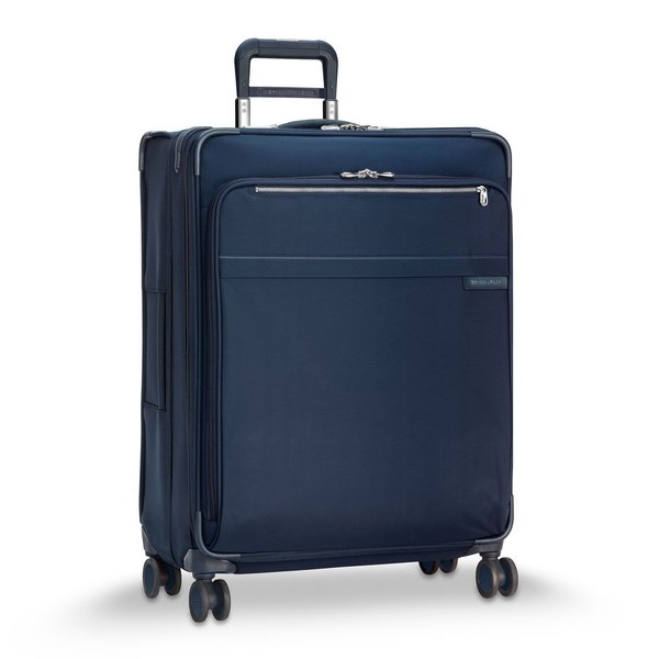 BRIGGS & RILEY BASELINE NAVY LARGE EXPANDABLE SPINNER (U128CXSP-5)
