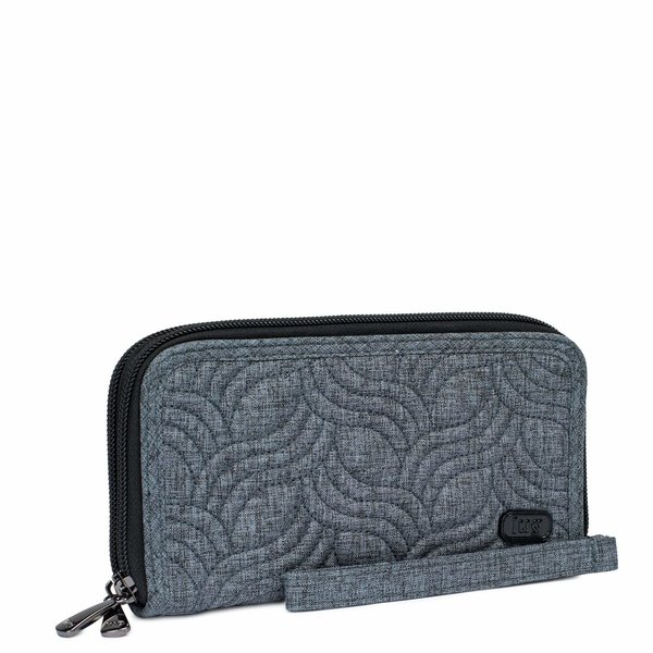 LUG SPLITS XL TRAVEL WALLET