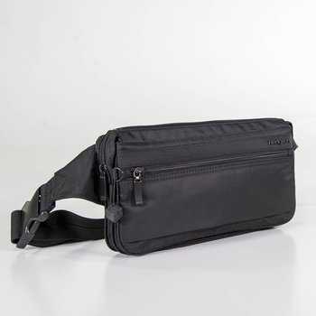 HEDGREN ASARUM WAISTBAG RFID (HIC350/003) BLACK