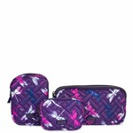 LUG ROUND-TRIP 3PC POUCH SET