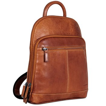 Jack Georges VOYAGER SMALL BACKPACK (7835) HONEY