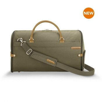 BRIGGS & RILEY DUFFLE SUITER (329) OLIVE