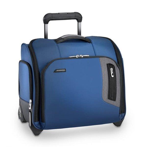 BRIGGS & RILEY BRX ROLLING CABIN BAG (BU216) BLUE