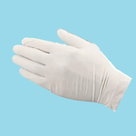 PPE PACK - SANITIZER + 2x DISPOSABLE FACE MASKS & GLOVES, LARGE
