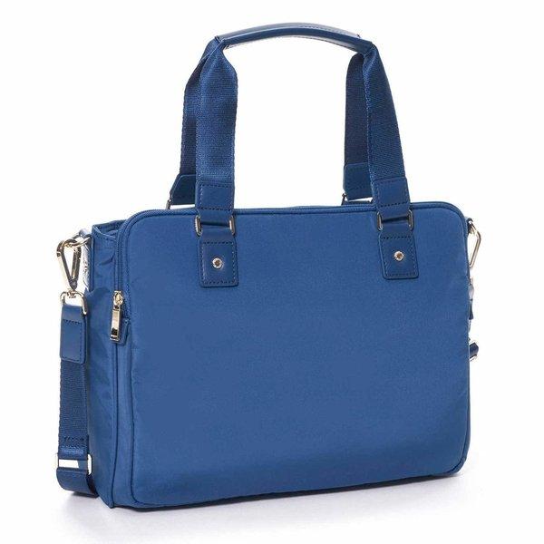"HEDGREN Appeal Handbag 13"""" - Nautical Blue"
