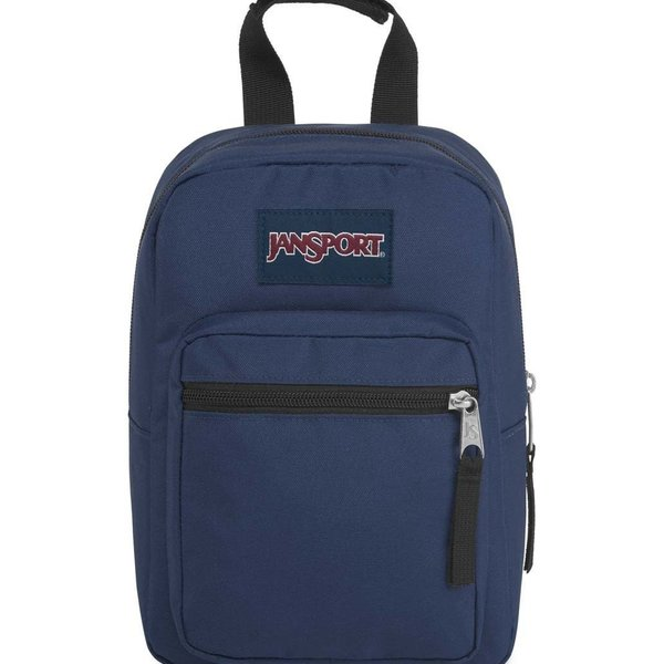 JANSPORT BIG BREAK LUNCH BAG NAVY