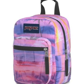 JANSPORT BIG BREAK LUNCH BAG PALM PARADISE