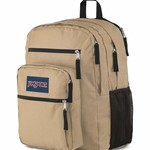 JANSPORT BIG STUDENT BACKPACK, FIELD TAN (JS0A47JK)