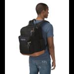 JANSPORT COOL STUDENT BACKPACK (JS0A2SDD) BLACK