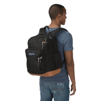 JANSPORT COOL STUDENT BACKPACK (JS0A2SDD) BLACK