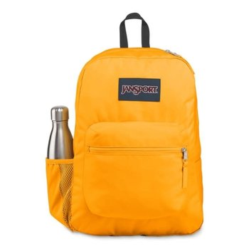 JANSPORT CROSS TOWN BACKPACK (JS0A47LW) SPECTRA YELLOW