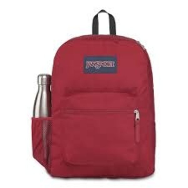 JANSPORT CROSS TOWN BACKPACK (JS0A47LW) VIKING RED