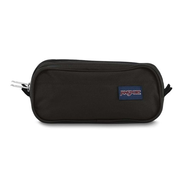 JANSPORT LARGE ACCESSORY POUCH (JS00T49C) BLACK