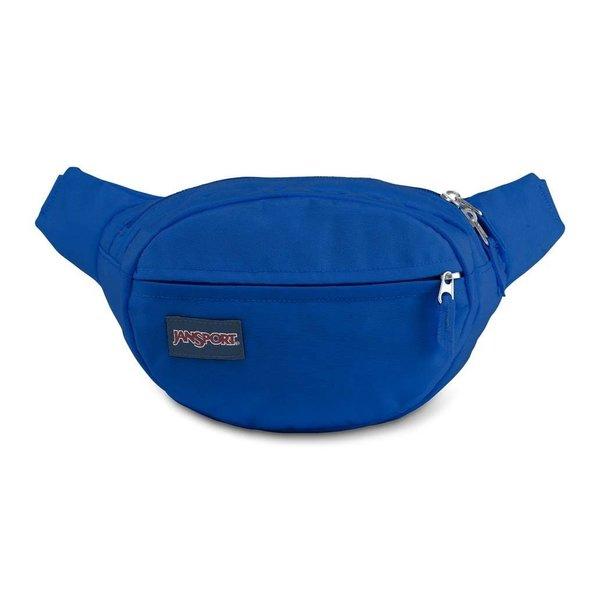 JANSPORT FIFTH AVENUE FANNY PACK, BORDER BLUE (JS00TAN1)