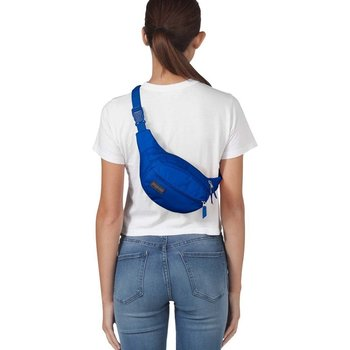 JANSPORT FIFTH AVENUE FANNY PACK, BORDER BLUE (JS00TAN1)