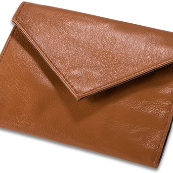 ALL-ETT SLIM ORIGINAL WOMEN'S WALLET, CARAMEL (402)