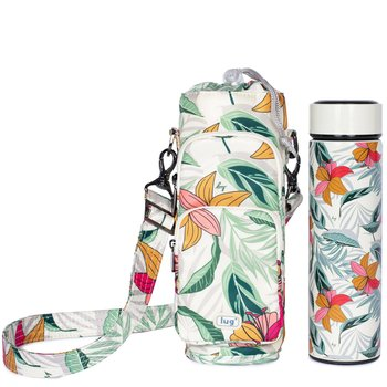 LUG HUGGIE & CHUGGIE DUO (INSULATED CROSSBODY & 16OZ BOTTLE SET)