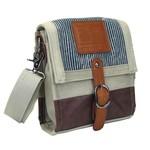 LICENCE 71195 JUMPER CANVAS SMALL SHOULDER BAG (LBF10872)