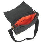LICENCE 71195 JUMPER CANVAS MEDIUM SHOULDER BAG (LBF10871)