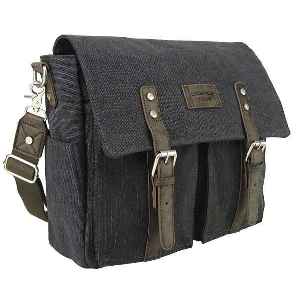 LICENCE 71195 COLLEGE PIQUEC MESSENGER BAG (LBF10910)