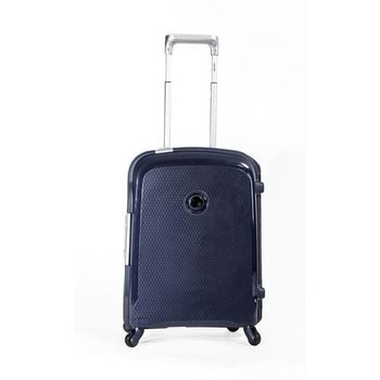 "Delsey BELFORT 20"" CARRY ON SPINNER, BLUE (384803)"