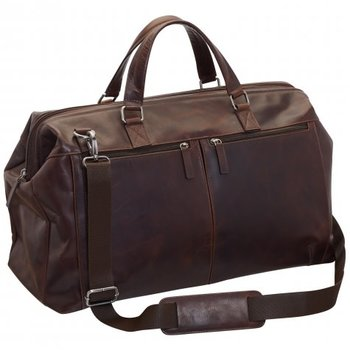 MANCINI BUFFALO CARRY-ON DUFFLE BAG (99-5477
