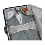 BRIGGS & RILEY BASELINE  CARRY-ON WHEELEDGARMENT BAG, BLACK (U174)