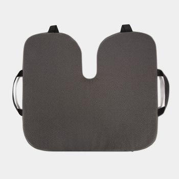 TRAVELON HONEYCOMB GEL SEAT CUSHION, GRAY (13515-510)