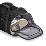 BRIGGS & RILEY ZDX LARGE TRAVEL DUFFLE, BLACK (ZXD175-4)