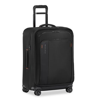 "BRIGGS & RILEY ZDX 26"" MEDIUM EXPANDABLE SPINNER, BLACK (ZXU126SPX-4)"