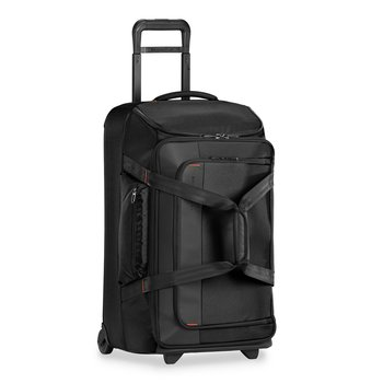 "BRIGGS & RILEY ZDX 27"" MEDIUM UPRIGHT DUFFLE, BLACK (ZXUWD127-4)"