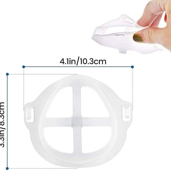 KYK 3D SILICONE MASK BRACKET 2PACK (KYK)