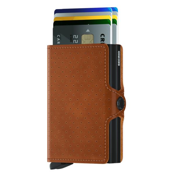 SECRID TWINWALLET PERFORATED