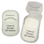 TRAVELON HAND SOAP SHEETS (02091)