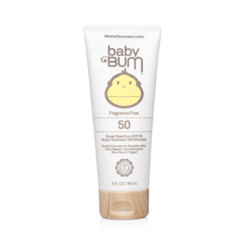 SUN BUM BABY BUM SPF 50 SUNSCREEN LOTION 3oz (35-50350)